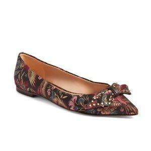 SAM EDELMAN - Raisa Studded Bow Shoe